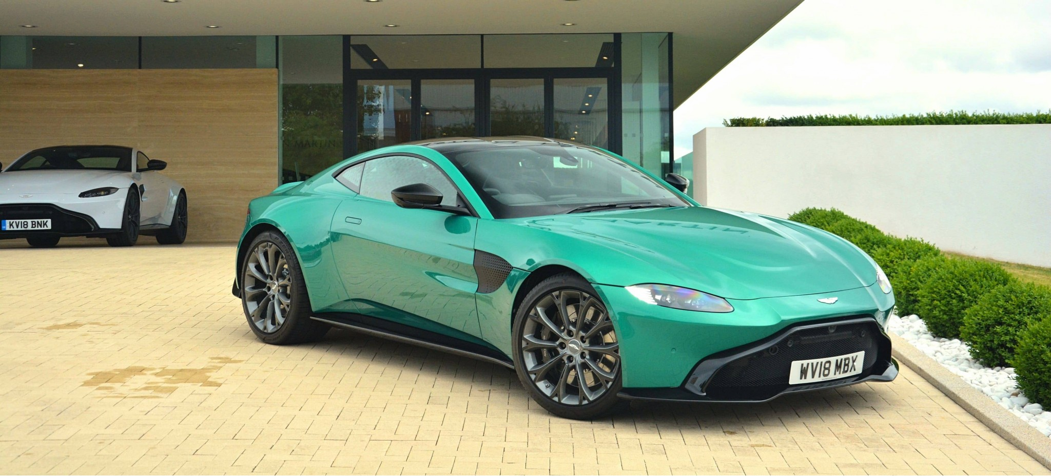 New Aston Martin >> Aston Martin Bristol Has The Aston Martin Vantage 4 0 V8