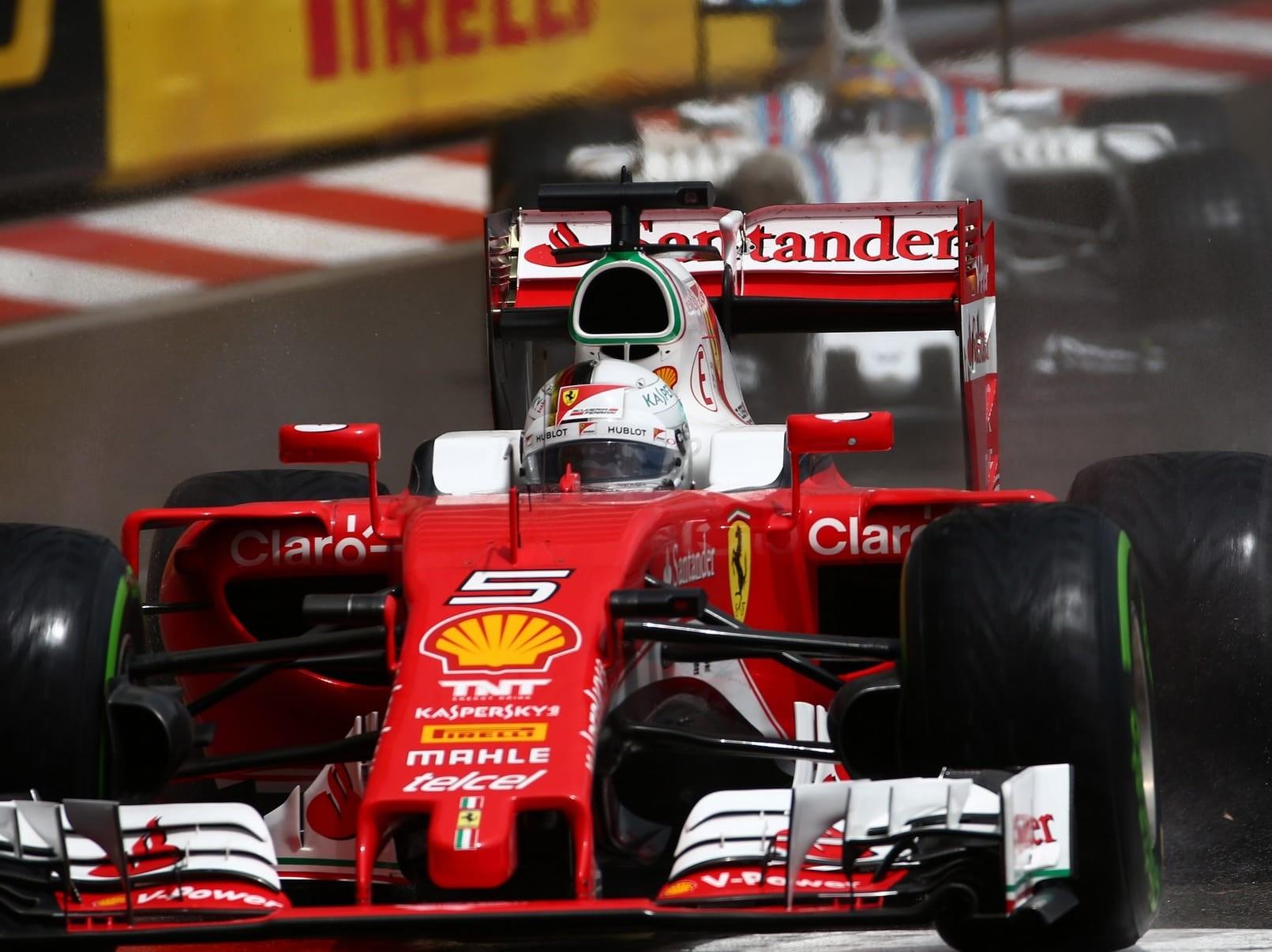 Ricciardo finishes second at the Monaco Grand Prix