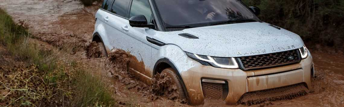 8 Things You Didn't Know About The Range Rover Evoque