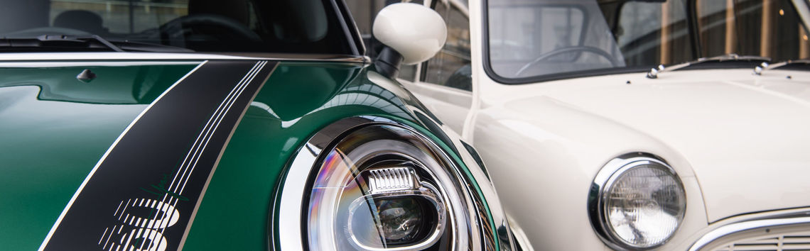 60 Years Of MINI Limited Editions | Video | List From 1976