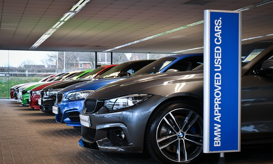 Bmw Used Cars For Sale Dick Lovett Bmw