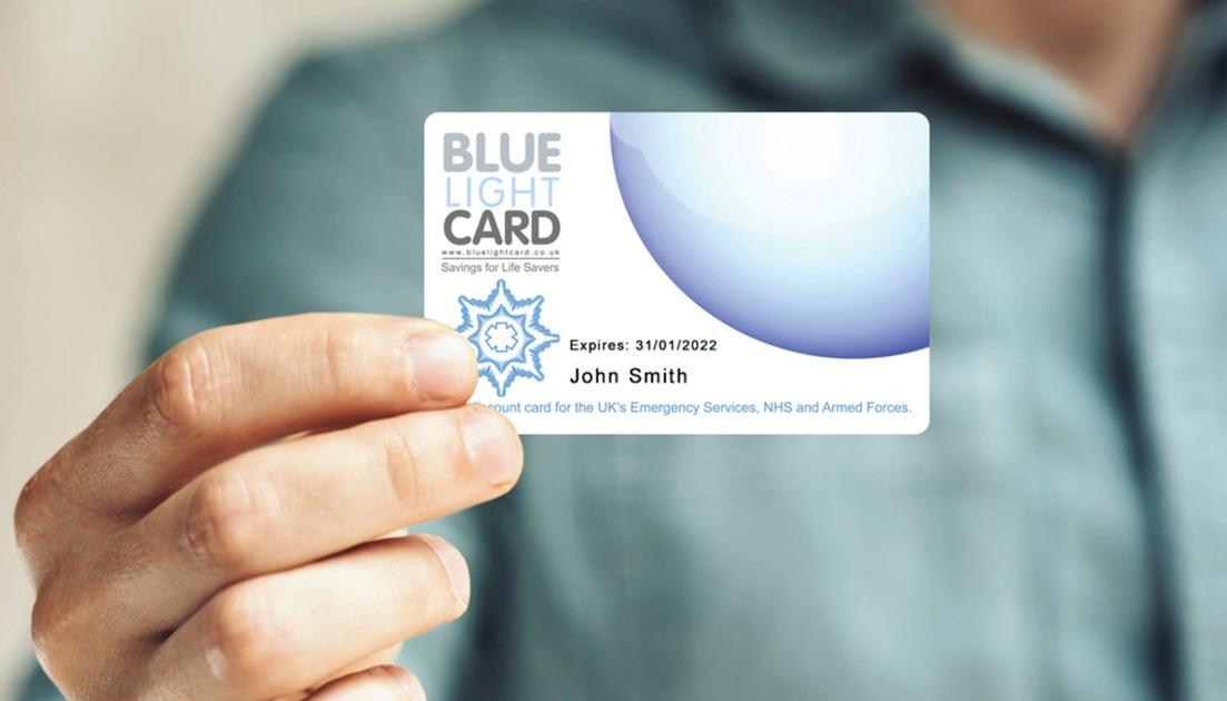 Blue Light Card Offers